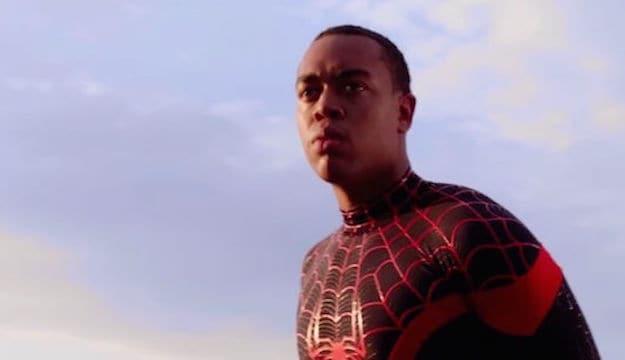 Live-Action Miles Morales Fan Film - Amazing Spider-Talk