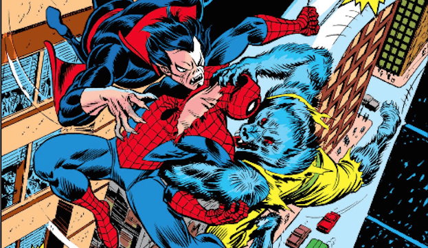 Morbius Spider Man >> The Spooktacular Spider Man Morbius Doesn T Play Well With